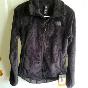 North face soft full zip jacket new with tags